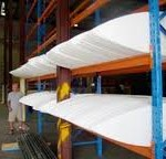 epoxy surfboard blank