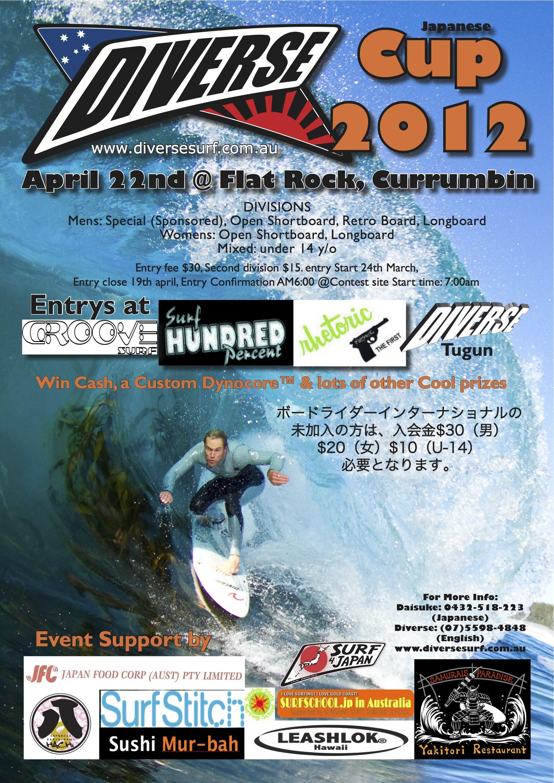 Diverse Surf Contest