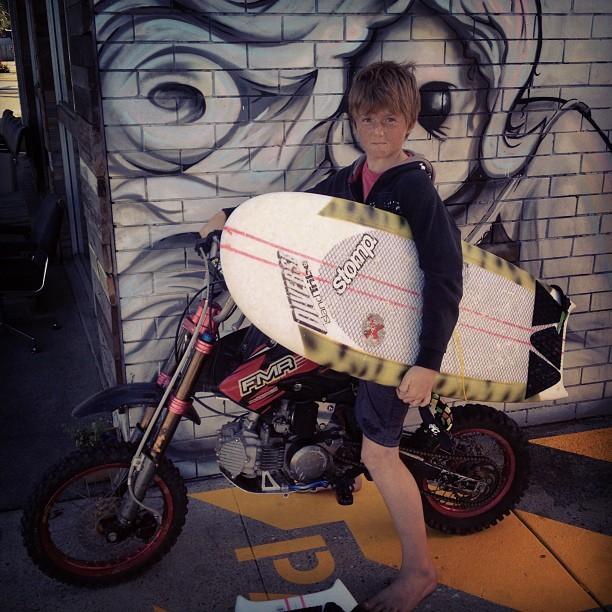 #dynocore the Felix is the new mini bike @diverse