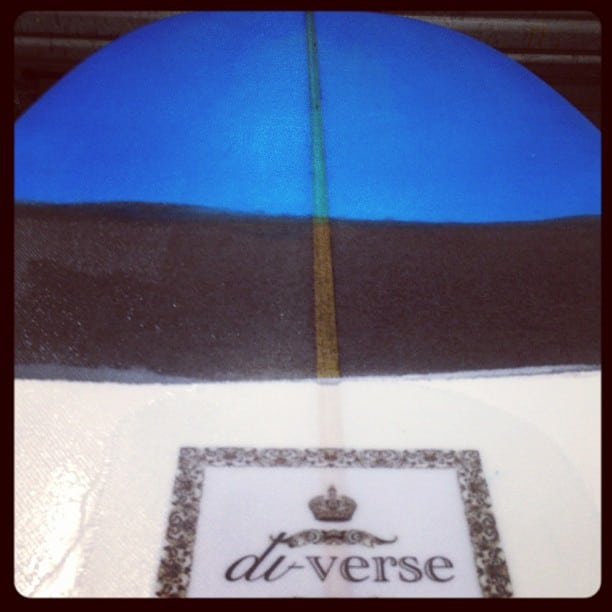 #bendingcolors in a #cool #fresh #tint @diversesurf #modernvintage