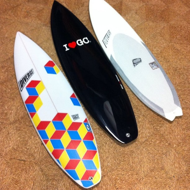 #ilovegoldcoast #custom surfboards are cool @diversesurf