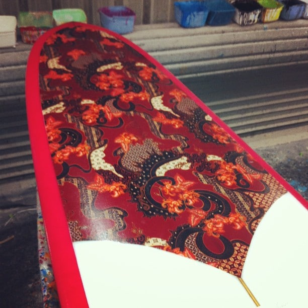 #aussiemade #log #sunshine #boardlove #surfhouse @diversesurf #modernvintage