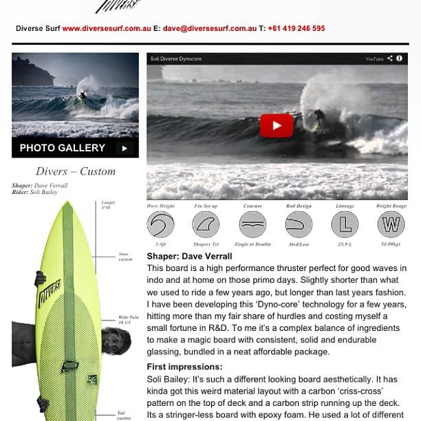 #wavesmag #boardtest #solibailey #dynocore