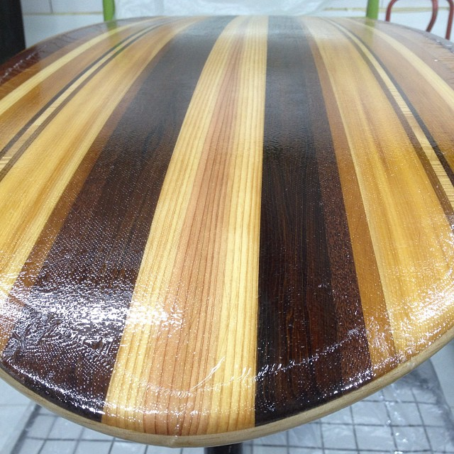 #wooden #surfboards #simmons #homemade #nicework