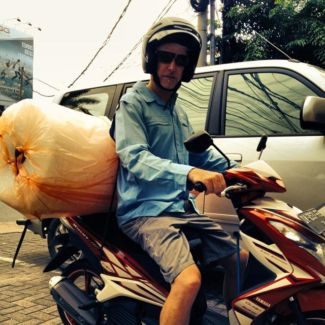 #workbike #bubbleboy #localway
