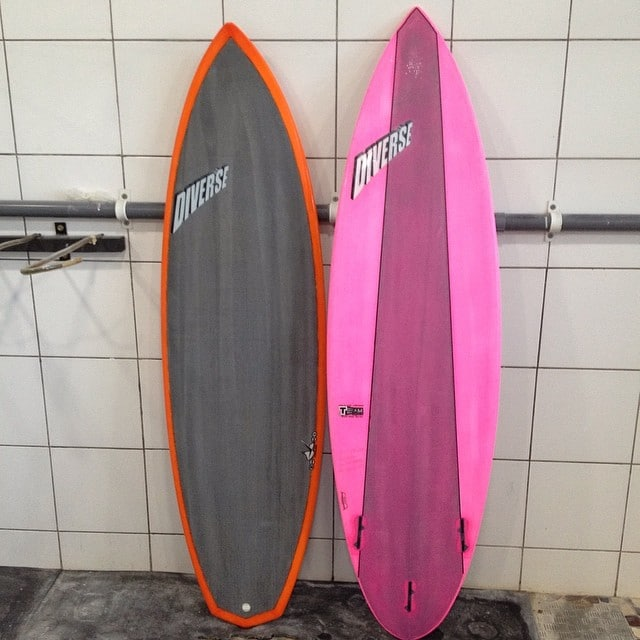 #couple #happy #customsurfboard #customers #epoxy #tech #team #resinart