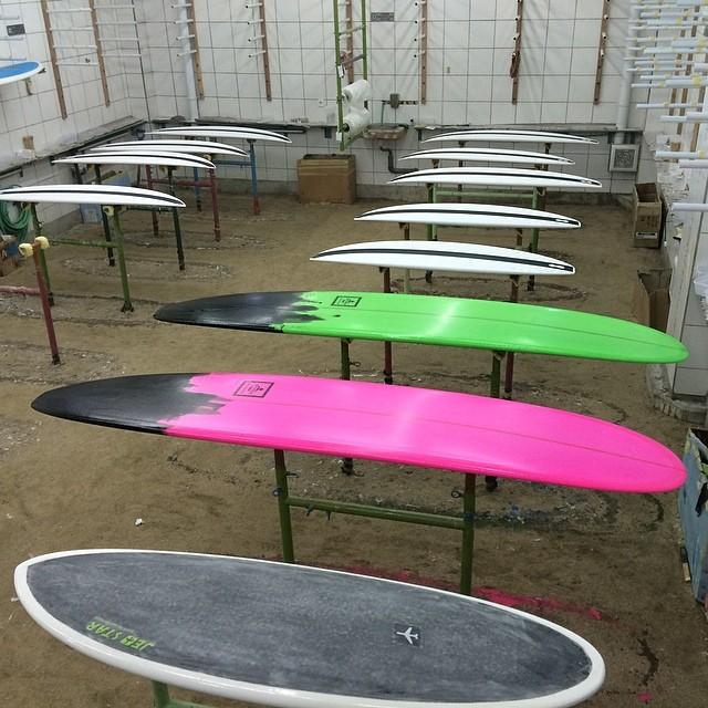 #morningglass #resincolors #epoxyboards #pu #longboards #balimadebaligood