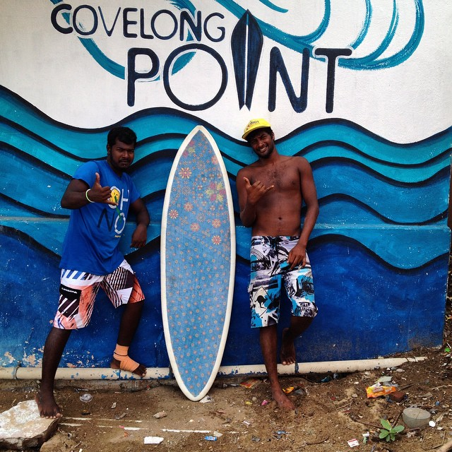 #covelongpoint #surfingcovelongpoint #boardsforbillions #firstboard #shapeforlife #letsgosurf