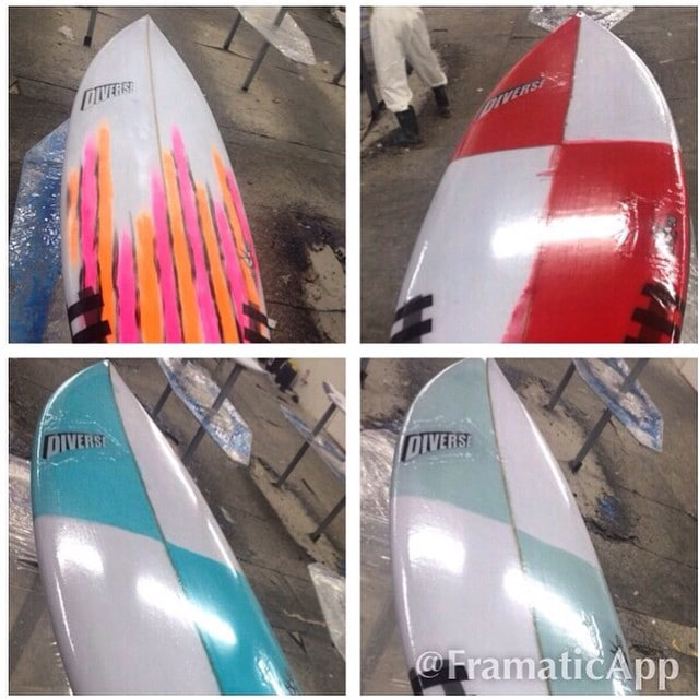 #whatsyourflavour #color #model #diversesurf #design #fresh