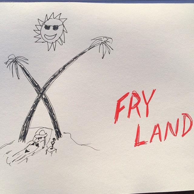 #australia #island #handdrawn #sunny #skin #shade #sketch