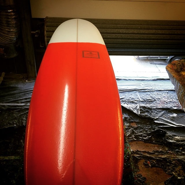 #pu #resincolor #longboard #custom #shape