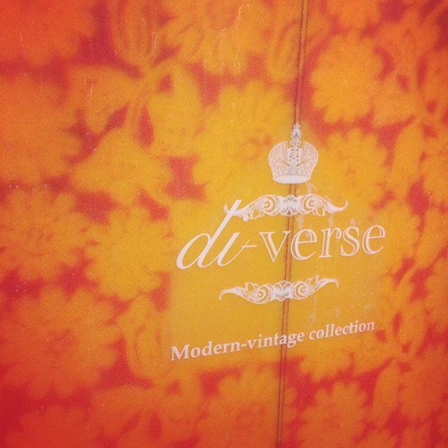 #flowerpower #modernvintage #diverse