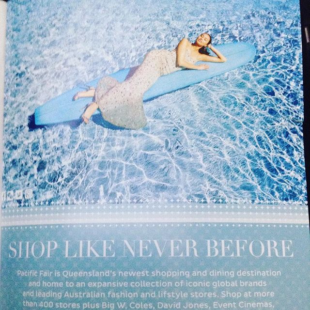 #inflight #virginblue #noserider #advert #pacificfair #log #sideways-surf #hotshape #niceboard #resintint #commercial