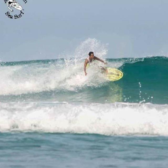 #Thailand #surfing #diversesurfboard @daypatong  @andamanseasurf