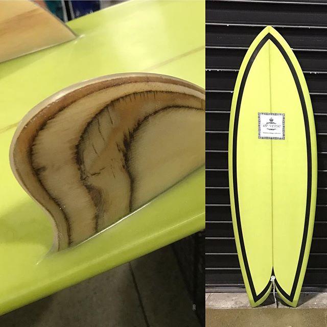 #comeseeme @sideways_surf #tweedstore #modernvintage #twinkeel #custom #surfboard #saturdayfun