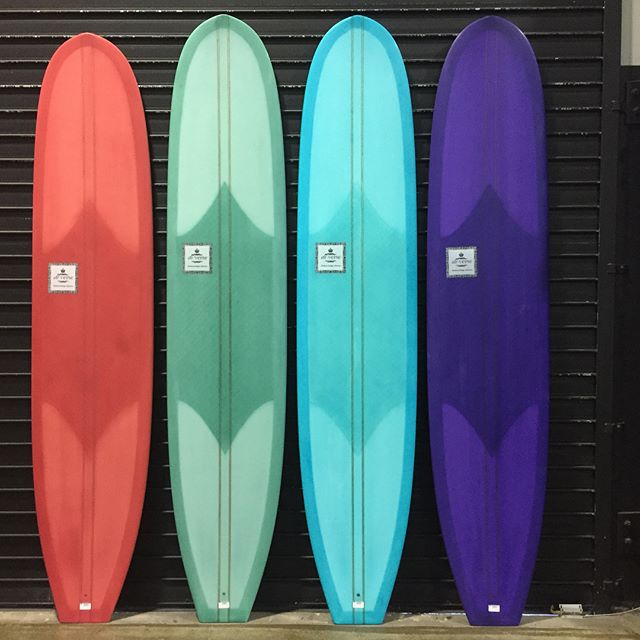 @sideways_surf #noseriders #arrived #resincolours #bequick #sellout #thanks @psi_surfboardmanufacturing