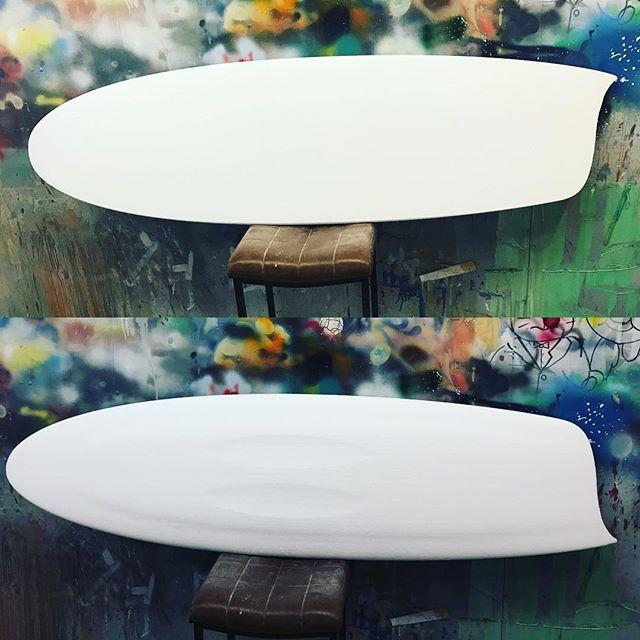 #custom #felix #assyimmetric #ass #eps #dynocore #epoxy #goldcoast #surfboard #heading go #margeretriver