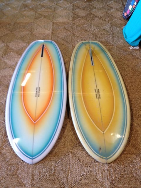 knee board replica
