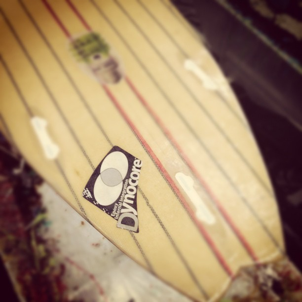 Keeping it #fresh @diversesurf with #dynocore #futuretech #epoxy #corefusion #innegra