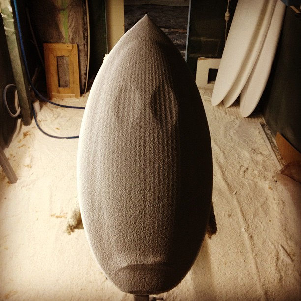 The #futuretech @diverse #dynocore new generation #epoxy #glassing #technology in #surfing