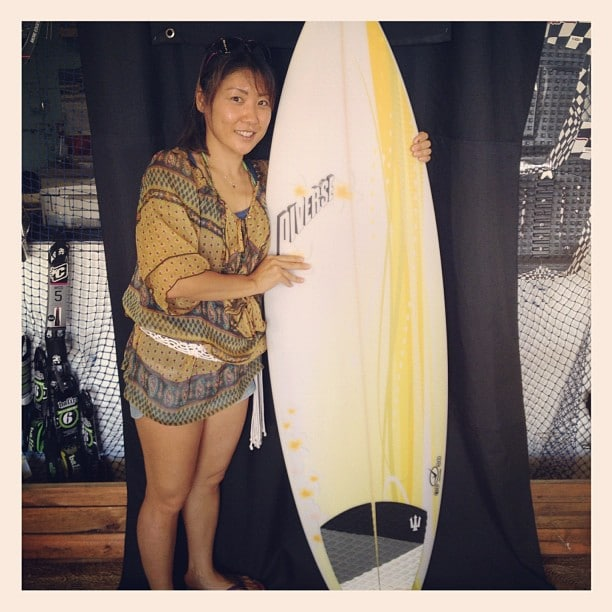Happy customers make my day @diversesurf
