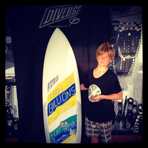 Boardsforbillions @diversesurf on Friday night. Bring down your old boards to give to surf schools in India...