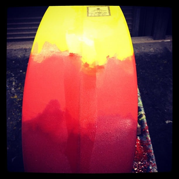 It's #risenshine #time at @diversesurf #resincolors