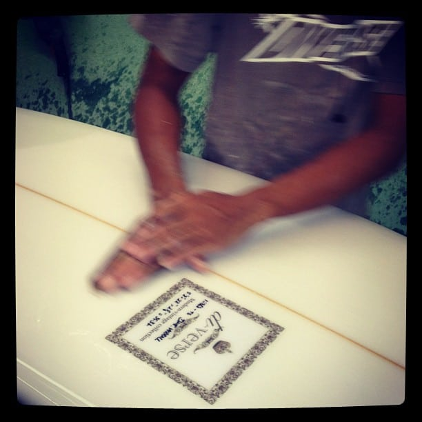 #magichands @diversesurf making your day #shineon