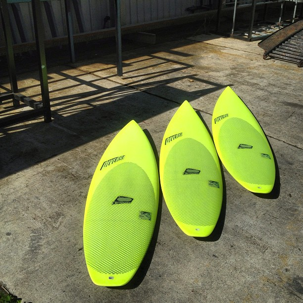 #brightenupyourday with a #dynocore @diversesurf #richo #surfingservices #currumbinalley