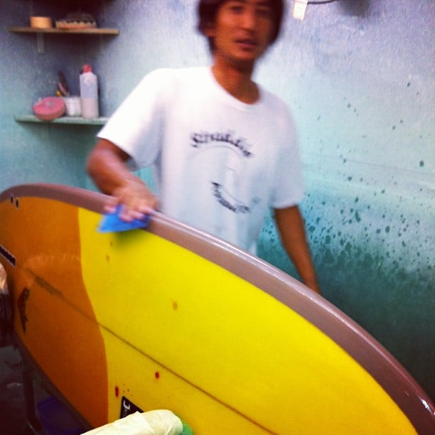 #rubadubdub #wetrub #customsurfboards @diversesurf