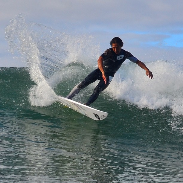 #cleanlines #funtimes #winterswell Daisuke doing #dynamic #dynocore #turns