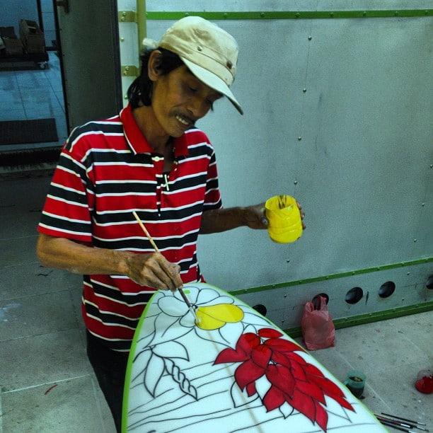 #happyhappy #artist #handpainted #balinadebaligood