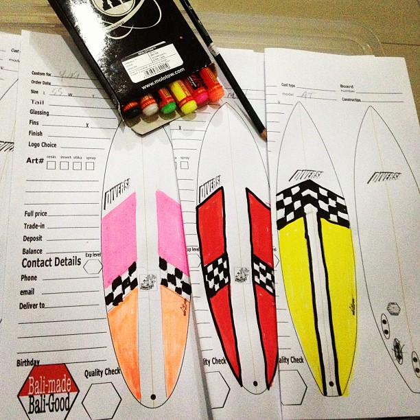 #playingwithpaint #molotow #surfboardorders