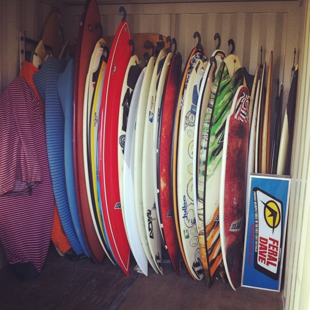 #yearsifhistory #51 #surfboards #boardaholic #forgetmenot #past #future #designs @diversesurf