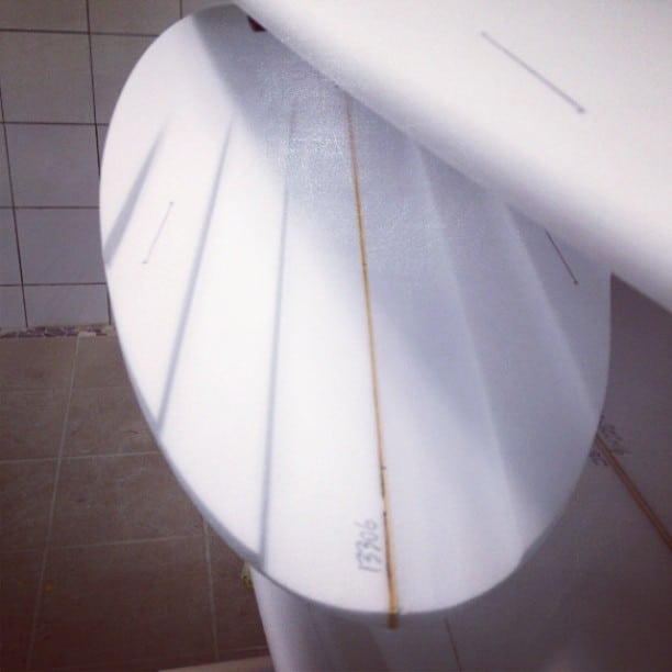 8 #designed and #machined #surfboards 10 #longboards and 1 #6channel and 1 #shortboard #finishshaped also managed 12 team production staff today... #anotherdayinparadise #balimadebaligood #ideserveabeer