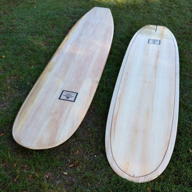 #logs of #wood #make #nice #noseriders #balsa #sundays