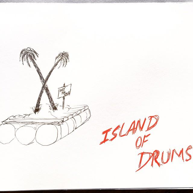 #bali #sketch #notforsale #island #dreams #design #tshirts