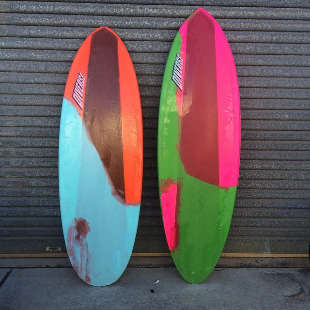 #bright #resincolor #epoxy #custom #mcbean #fatmullet