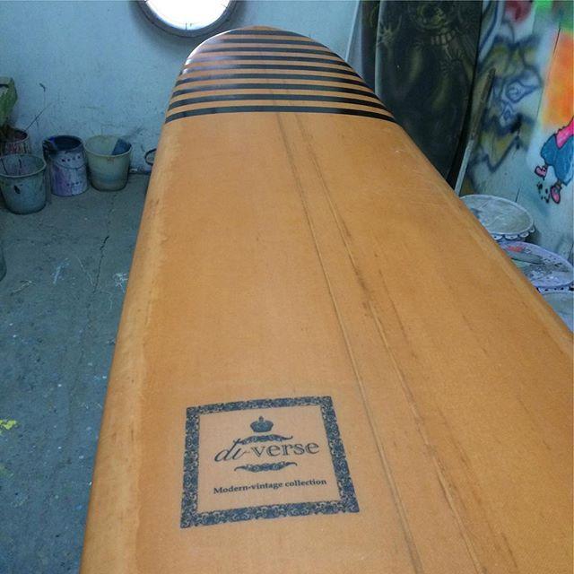 #brownnose #log #longboard #noserider #modernvintagestyle