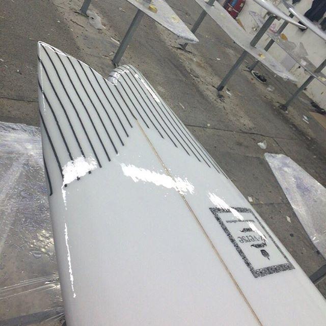 #tail #DQ #quad #carbon #surfboard
