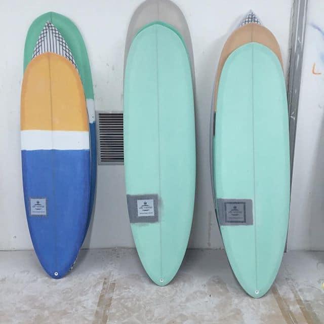 #stylecommander #resincolour #sanding #time #customsurfboards
