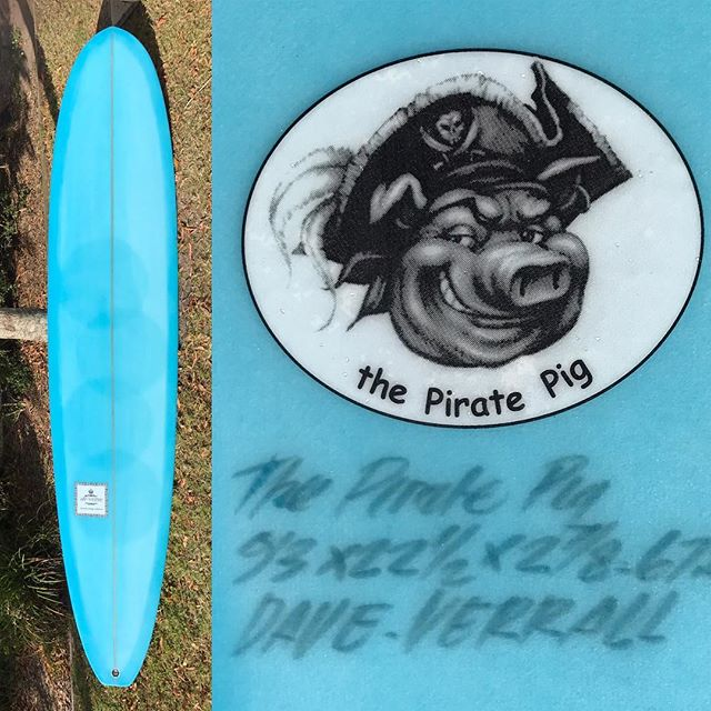 #piratepig #longboard #resincolor #lucid
