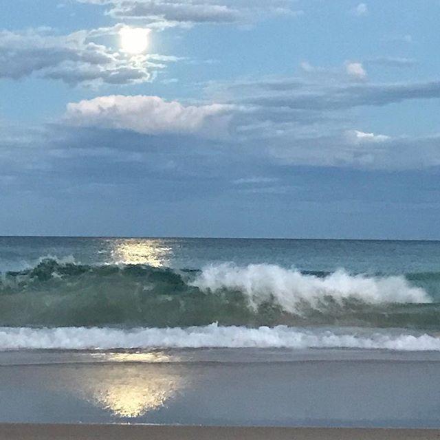 #fun #little #waves#thanks #supermoon