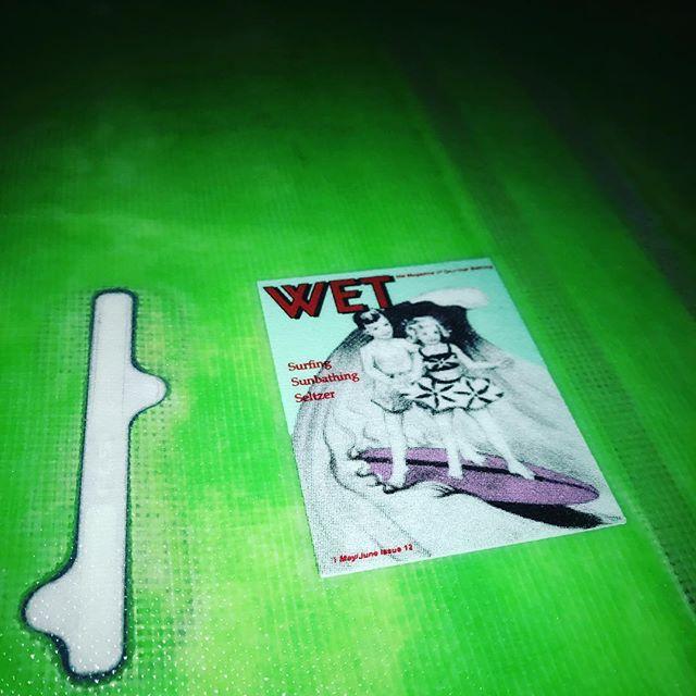 #surfboard #custommade #dynocore #wetnwild #fcs2