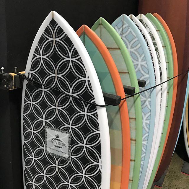 #newstock #twinfins #astral #tracer #cosmiccontender #modernvintage  #diversesurfboard  instore now @sideways_surf