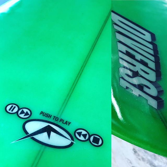 #new board #envy #pu #customsurfboard #goldcoast #madehere #magicmullet