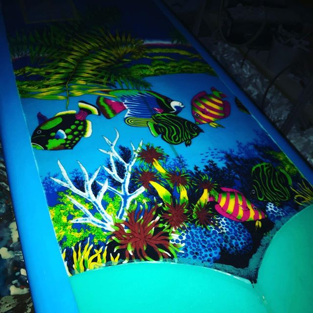 #longboard #insert #underthesea #custom #madeinaustralia  for #thailand @daypatong one of our #friends #order