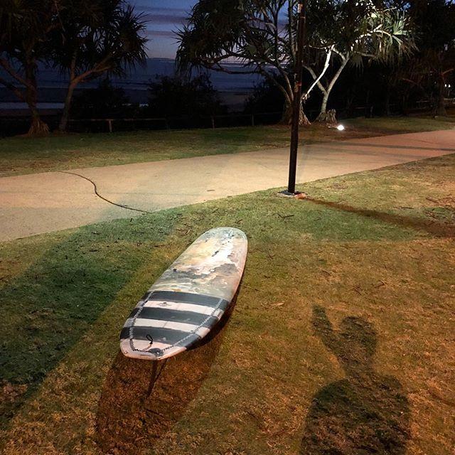 #modernvintage #resinart #longboards #rainbowbay #earlysurf #freeparking