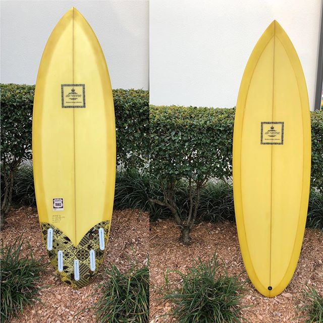 All-round short board